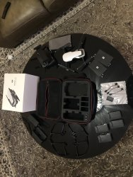 DJI Mavic Air-Fly More Combo+ More Accessories Image