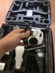Dji Inspire 1 v2 with 3 batteries Image