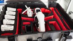 DJI Inspire 1 PRO with X5 Camera and hard Peli case Image