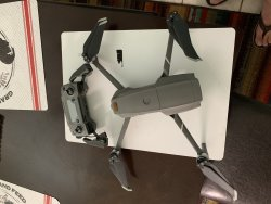 DJI Mavic pro 2 with CJ controller and fly Image