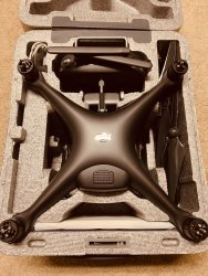 Phantom 4Pro Obsidian like new Image