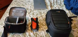 Autel evo Travelers kit Image