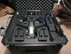 DJI INSPIRE 2 WITH ACCESSORIES Image