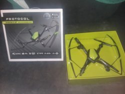 Protocol dronium ||| AP drone Image
