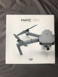 Brand new DJI Mavic Pro 4K Drone Image