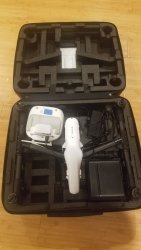 Drone Inspire 1 PRO w/ controller, tablet and battery - $2200 (Placerville) Image