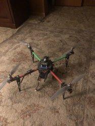 Tarot Ironman 650 Fully Autonomous Drone Image