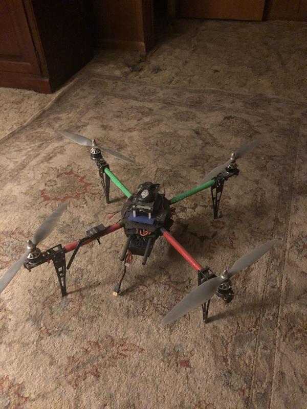 Tarot Ironman 650 Fully Autonomous Drone Image #1