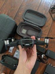New DJI Mavic Air Drone Fly More Combo *Under Warranty* Image #2