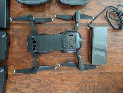 New DJI Mavic Air Drone Fly More Combo *Under Warranty* Image #4