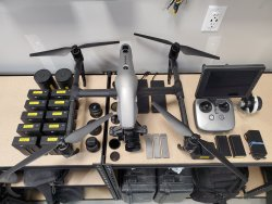 Inspire 2 complete package Image