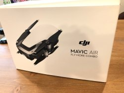 Dji Mavic Air Fly More Combo Image