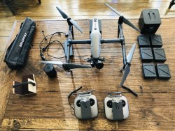 DJI Inspire 2 With Accessories Image #2