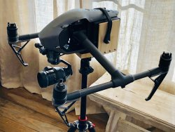 DJI Inspire 2 With Accessories Image #3