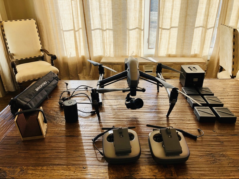 DJI Inspire 2 With Accessories Image #1