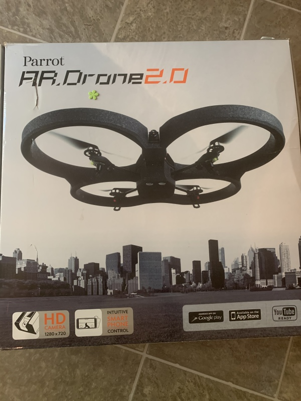 Parrot Ar drone 2.0 Image #1