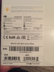 Mavic Air-Brand New Never Opened Image #3