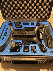 3DR Solo Quadcopter Bundle with Gimbal, BatterIES (3), and 10 Propellers Image