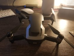 DJI Mavic air, almost new. Comes with remote Image #3