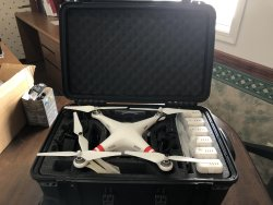 DJI Phantom 2 Standard Quadcopter Drone Image #2