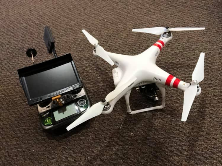 DJI Phantom 2 Standard Quadcopter Drone Image #1
