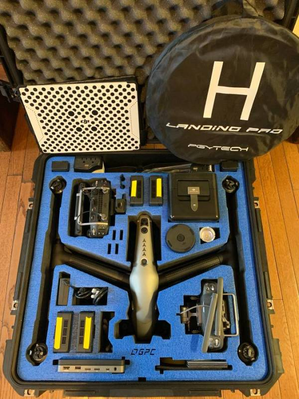 DJI Inspire 2 Drone Package - $6400 Image #1