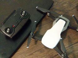 DJI Mavic Air Fly More Combo Kit (Arctic White) + 16GB Micro SD Card Image #4