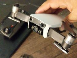 DJI Mavic Air Fly More Combo Kit (Arctic White) + 16GB Micro SD Card Image