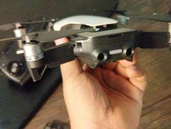 DJI Mavic Air Fly More Combo Kit (Arctic White) + 16GB Micro SD Card Image #2