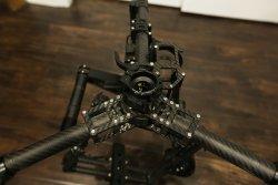 SkyJib X8 aerial system with Freefly Movi M10 gimbal Image