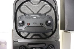 DJI Spark Controller Combo 1080p Camera Drone White/ 3 Total Batteries included Image
