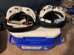 2 pairs of FatShark goggles. (HDO & Dom v3) Image #3