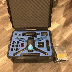3DR Iris+ Mapping System Image
