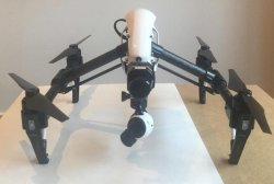 DJI Inspire 1 V2.0 with FLIR Vue PRO 640 (30Hz) Thermal Bundle Image #2