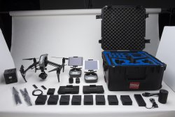 DJI Inspire 2 X5s Kit (CinemaDNG and ProRes licenses included!) Image