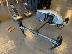 DJI Inspire 2 X5s Kit (CinemaDNG and ProRes licenses included!) Image #3