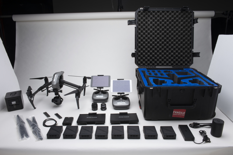 DJI Inspire 2 X5s Kit (CinemaDNG and ProRes licenses included!) Image #1