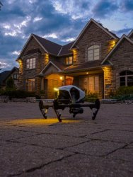 Inspire 1 Pro with accessories Image