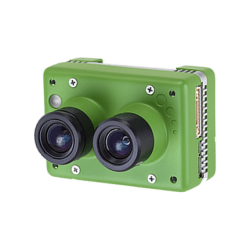 Double 4K Multispectral Camera Image