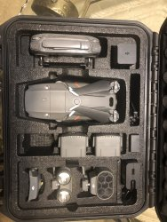 DJI Mavic 2 Enterprise + Hard Case + Fly More kit Image