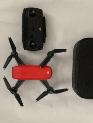 DJI Spark Mini Quadcopter Drone Fly More Combo Image #4