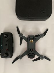 DJI Spark Mini Quadcopter Drone Fly More Combo Image #2