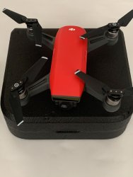 DJI Spark Mini Quadcopter Drone Fly More Combo Image