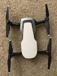 Mavic Air Fly More Combo (Arctic White) Image