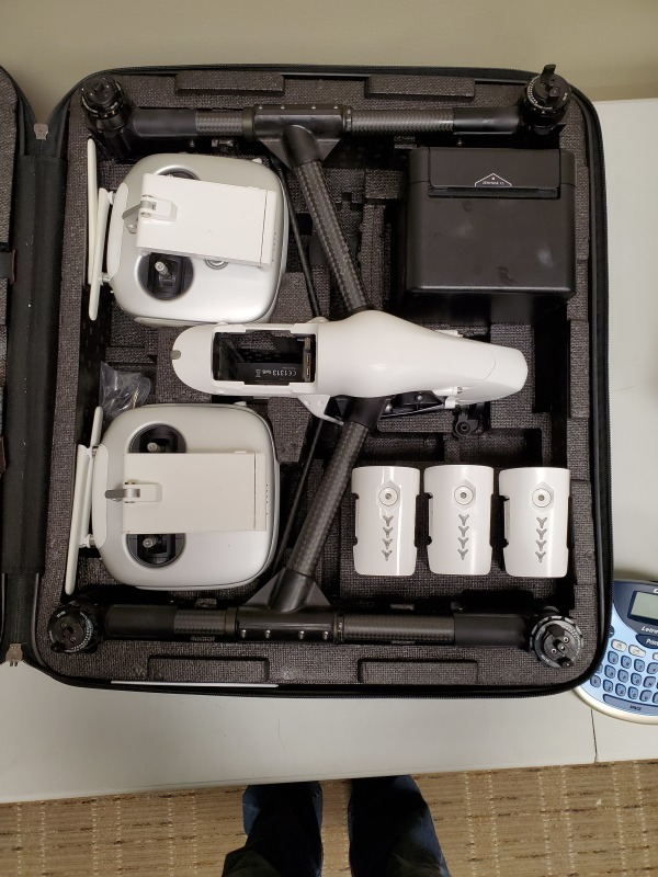 DJI Inspire 1 v2.0 with Zenmuse x5 Image #1