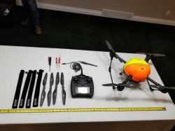 Aqweo Qr 200 B Quadcopter Image