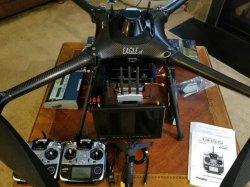 Eagle XF/UAV America Multi rotor drone Image #2