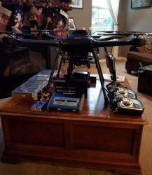 Eagle XF/UAV America Multi rotor drone Image #3