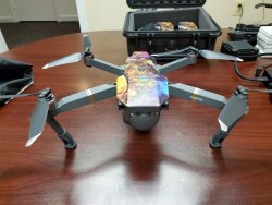 DJI Mavic Pro with Accessories and Extra Props Image #3