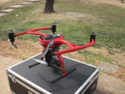 HALO | Infrared Thermal Aerial UAV System (With ICI 8640P (640 X 512) IR Camera & 30X Zoom Cannon) Image #4